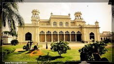 Chowmahalla Palace or Chowmahallatuu (4 Palaces), is a palace of the Nizams of Hyderabad state. It was the seat of the Asaf Jahi dynasty and was the official residence of the Nizams of Hyderabad while they ruled their state. The palace remains the property of Barkat Ali Khan Mukarram Jah, heir of the Nizams.  In Persian, Chahar means four and in Arabic Mahalat (plural of Mahal) means palaces, hence the name Chowmahallat/four palaces.
