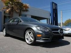 2014 Mercedes-Benz CLS-Class CLS550 Coupe #mercedes