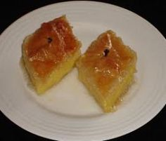 Recipe Galaktobouriko (Greek Vanilla Slice) by Helen Vogiatzakis - Recipe of category Desserts & sweets