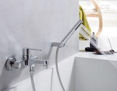Serie Strata grifo baño - ducha de Clever Selección