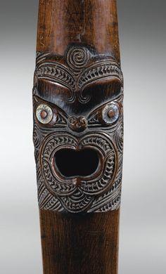 maori flûte <em>put | musical instrument | sotheby's pf1438lot6vc6hen