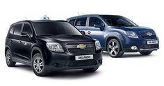 한국지엠, 2014년형 쉐보레 올란도(Chevrolet Orlando) 승용 LPGi 모델과 택시 디럭스 팩을 10월 출시에 앞서 7일부터 계약 접수