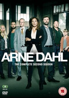 'Arne Dahl: The Complete Second Season' Review