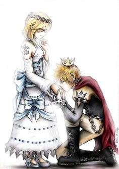 kingdom hearts roxas x namine - Roxas Halloween Town