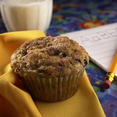 After School Muffins