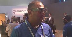 A Qualcomm se uniu à fabricante de eletrônicos ODG para criar um rival do Google Glass.  - Óculos de realidade aumentada são criados para ajudar profissionais