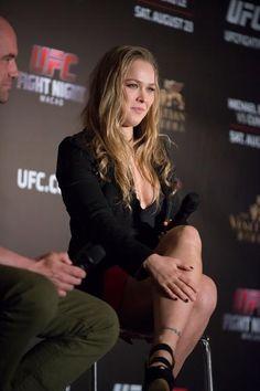 Veja 30 looks de Ronda Rousey, lutadora de MMA e atriz de Hollywood