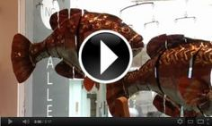 The New Craftsman Gallery   St. Ives   Cornwall   Video. 2 mins,