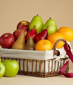 Fruitasia Fresh Fruit Basket