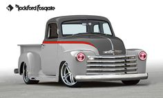Rockford Fosgate Chevy Pickup