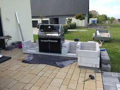 Außenküche Selber Bauen Unterkonstruktion : Diy barbecue grill selber bauen anleitung teil youtube