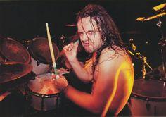 Lars Ulrich (December 26, 1963) - Metallica.