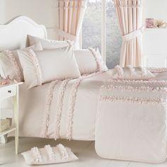Pink Emily Bedlinen Collection #PinItToWinIt #Dunelm