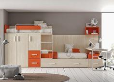 Dormitorios infantiles y juveniles para niñas/niños y jovenes de 6,7,8,9,10,11,12 años | Dormitorios juveniles| Habitaciones infantiles y mueble juvenil Madrid