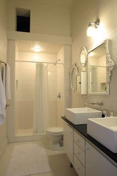 Greensboro House - modern - bathroom - new york - Coggan + Crawford Architecture + Design