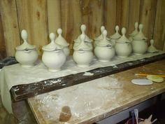 ceramics by Jake Johnson - jakesclayart.posterous.com  good tutorials