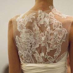 Vera Wang lace