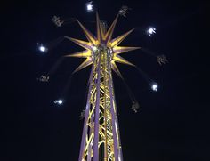 Remember those wonderful Friday nights in the summer when you were younger? A night at the fair with family or friends or both. The complete excitement of entering through those gates and hearing the carnival noises and screams of fear and joy all at the same time. The intoxicating smells of deep fried dough, …