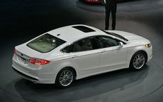 Nice Stunning Ford Fusion 2013