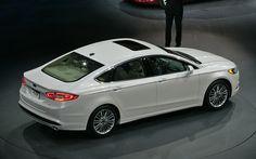 Nice Stunning Ford Fusion 2013