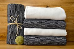 Diamond Pestemal Bath Towel from Indigo Traders