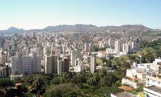 MINAS GERAIS - capital-city Belo Horizonte.