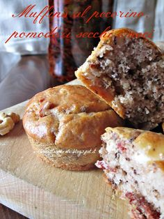 Muffins salati… tantocarucci   La ricetta che Vale