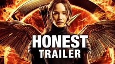The Hunger Games: Mockingjay, Part 1 [Honest Trailers] #thehungergames #themockingjaylives #film #movies #trailer #honesttrailers #funny