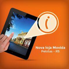Alô, Pelotas!  Agora a #MovidaRentACar também está na cidade de Pelotas, na Rua General Osório, 1.070 – Centro.