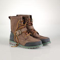 d6d3d9d8ad0 Nubuck Woolton Boot - Polo Ralph Lauren Boots - RalphLauren.com