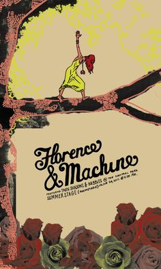 """Florence and the Machine """"And I've been a fool and I've been blind. I can never leave the past behind. Concert Posters, Music Posters, Twin Shadow, Broken Home, Florence The Machines, Florence Welch, Soul Sisters, Her Music, Music Lyrics"""