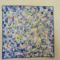 """Beatrice Lanter - Quilt en Beauce, Beauce - Arts Textiles: Festival de quilt """"Aigu'illes en Luberon"""""""