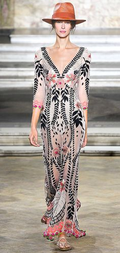 Highlights from LFW: Temperley London Spring 2016 — Très Haute Diva Only Fashion, High Fashion, London Fashion, Women's Fashion, London Spring, Couture Fashion, Couture Style, Runway Fashion, Couture Dresses