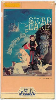 Anime Swan Lake I rented this every chance I could as a child. Gothic Anime, Vintage Drawing, Fun House, Horror Comics, Swan Lake, Pictures To Draw, Vintage Japanese, Cartoon Drawings, My Childhood