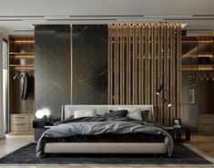 this is swimming ground floor wich covers swimming pool Bad Room Design, Home Room Design, Bed Design, Home Interior Design, Luxury Homes Interior, Room Interior, Golden Living, Living Room Tv Unit Designs, Round Beds