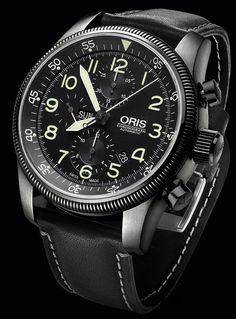 Oris Big Crown Timer Chronograph 675 7648 4234 LS photo