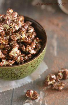 pop corn maison au chocolat 2