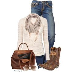 """""""Old Gringo Ellie"""" by kimberly-lp on Polyvore"""