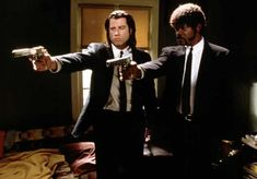 Philip Frenchs favourite movies in pictures Philip French: 'Pulp Fiction' Film 1994 The post Philip Frenchs favourite movies in pictures appeared first on Film. Quentin Tarantino, Tarantino Films, Iconic Movies, Old Movies, Classic Movies, French Movies, Indie Movies, Film Pulp Fiction, Fiction Movies