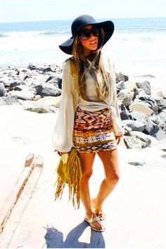 tribal chic  ... (credits) repinned by Jourdan Dunn on 'Hottest of the Honey Pot' click pic to follow more content like this ♥'all