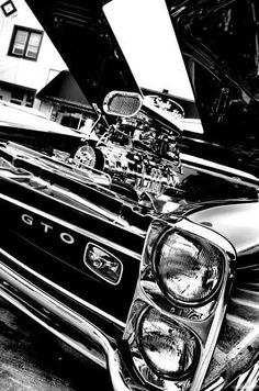 Bad to the Bone American Muscle Daily at: http://hot-cars.org/