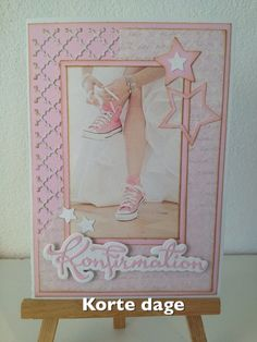 Confirmation Cards, Diy And Crafts, Paper Crafts, Scrapbook Cards, Scrapbooking, Cardmaking, Art Deco, Frame, Creative
