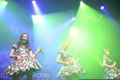 Japan Expo 15th Anniversary:Berryz Kobo x °C-ute in Hello! Project Festival ! / Buono! - 鈴木愛理 Airi Suzuki、夏焼雅 Miyabi Natsuyaki、嗣永桃子 Momoko Tsugunaga