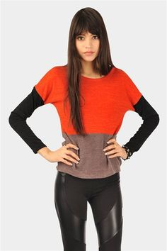 Living Color Sweater