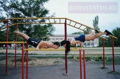 Воркаут с нуля для девушек: уличные тренировки для гибкости, красоты и силы