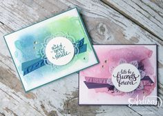 Hello and welcome to another blog hop with Stampin' Up's Artisan Design Team! We are a group of 20 global demonstrators chosen by SU! to r...