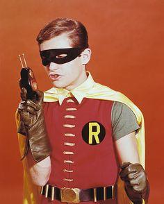 Batman 8x10 Photo Burt Ward as Robin | eBay