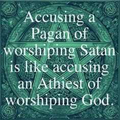 Shared by cr. Find images and videos about god, satan and wicca on We Heart It - the app to get lost in what you love. Wiccan Quotes, Witch Coven, Religion, Blessed, Worship God, Neo, All Nature, Book Of Shadows, Atheist