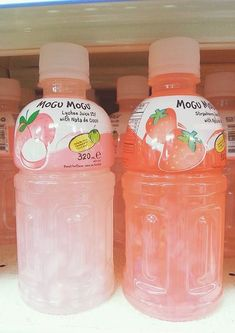 i love these drinks sm Cute Snacks, Cute Desserts, Snacks Für Party, Cute Food, Peach Aesthetic, Aesthetic Food, Snacks Japonais, Yummy Drinks, Yummy Food