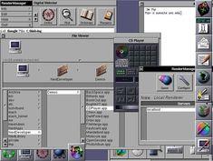 NeXTSTEP / OPENSTEP 1.0 c. 1989
